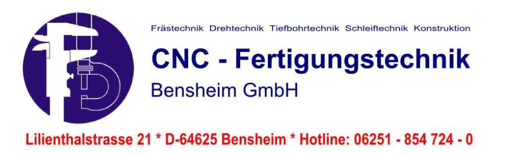 Bild zu CNC-Fertigungstechnik Bensheim GmbH in Bensheim