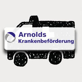 Bild zu Arnolds Krankenbeförderung in Wermelskirchen
