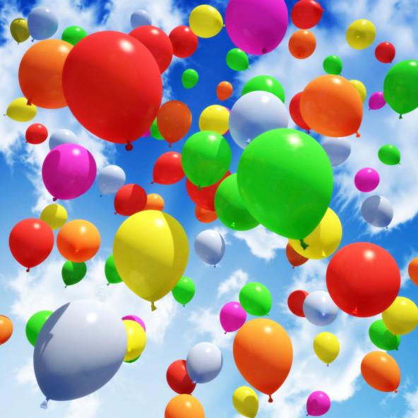 Luftballons - Heliumballons
