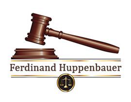 Bild zu Ferdinand Huppenbauer Rechtsanwalt in Berlin