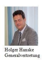 Holger Hanske Generalvertretung
