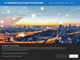 Ktp Kommunikationstechnik Pöhlmann GmbH Leipzig