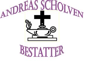 Firmenlogo: Bestattungsinstitut Andreas Scholven
