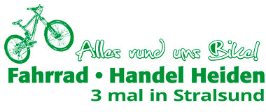 Fahrrad Handel Heiden in Stralsund