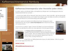 Kaffeemaschinenservice Hamburg Inh. Torsten Herwig e.K. Hamburg
