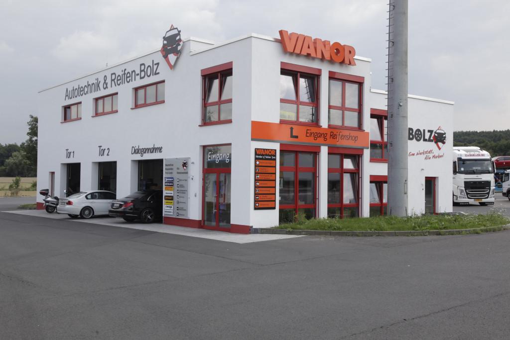 Bild der Autotechnik & Reifen  Bolz GmbH
