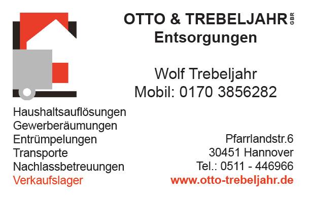 Bild zu Otto & Trebeljahr GbR Entsorgungen in Hannover