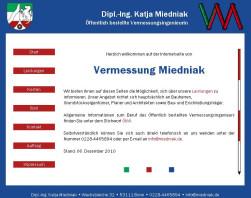 http://www.miedniak.de