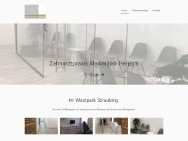 Maximilian Herpich Zahnarzt Straubing