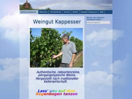 Kappesser, Wilhelm Weingut Idar-Oberstein