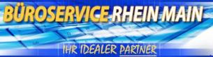 Firmenlogo: Büroservice Rhein-Main