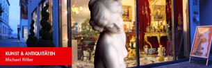 Firmenlogo: Ritter Kunst u. Antiquitäten