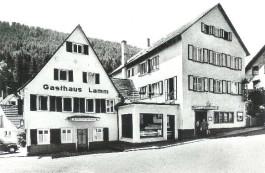 Hotel und Restaurant Lamm Bad Teinach-Zavelstein