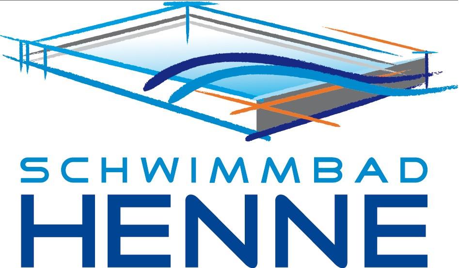 Logo von Schwimmbad-Henne GmbH