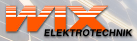Bild zu Wix Elektrotechnik GmbH Norbert Wix in Unna