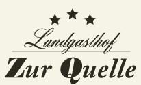 Logo von Landgasthof Zur Quelle