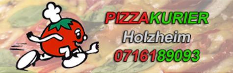 Logo von Pizza-Kurier Liefer- und Abholservice