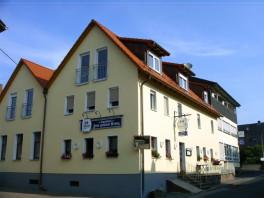 Hotel und Restaurant Zum Grünen Kranz Oberthulba