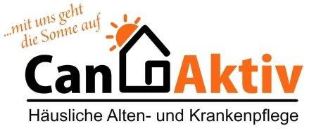 Logo von Can Aktiv Pflegedienst, Hayri Evmez Pflegedienst