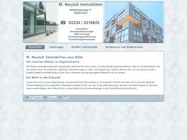 M. Neuloh Immobilien Köln