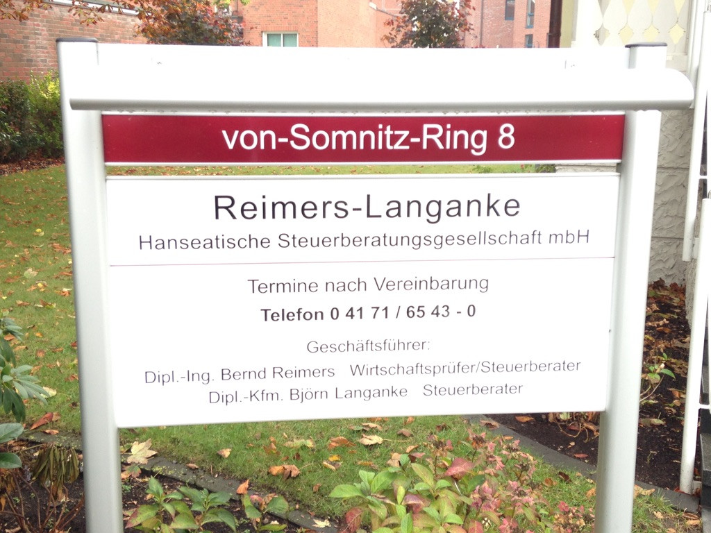 Bild zu Reimers-Langanke Hanseatische Steuerberatungsgesellschaft mbH in Winsen an der Luhe