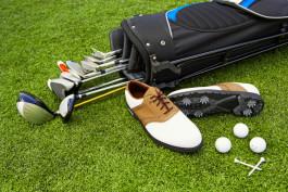 Golfausstattung