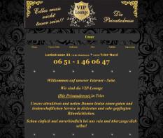 Die Privatadresse VIP Lounge Trier