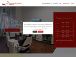 Dr. –medic stom / UMF Temeschburg  Renate Prosek / Zahnärztin Mannheim