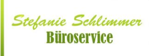 Firmenlogo: Stefanie Schlimmer Büroservice