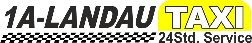 Logo von 1A landau Taxi GbR