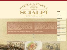Pizza Pasta - Scialpi GmbH Frankfurt am Main