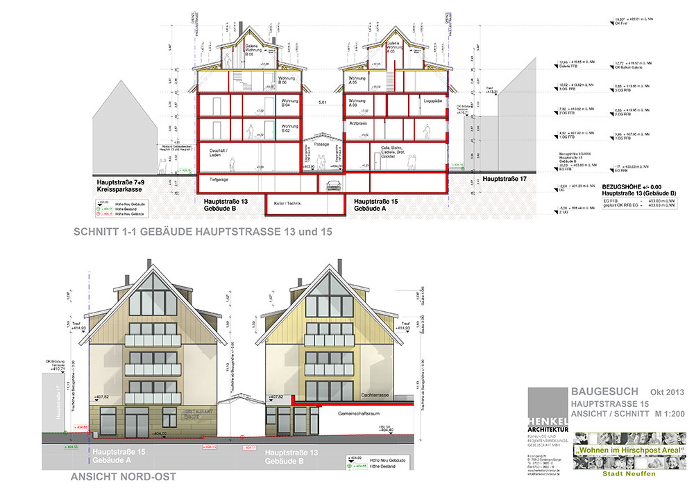 henkel architektur planungs u projektentw gmbh in geislingen branchenbuch deutschland. Black Bedroom Furniture Sets. Home Design Ideas