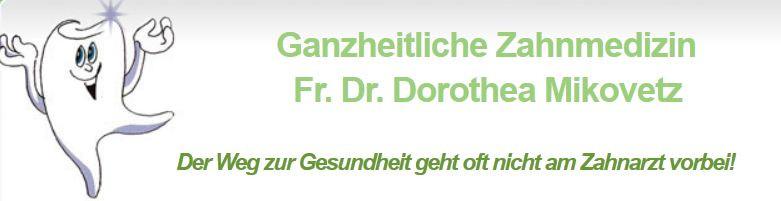Bild zu Dr. med. dent. Dorothea Mikovetz Zahnärztin in München