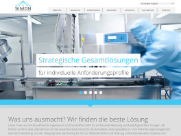 Simon Systemtechnik GmbH Ulm, Donau