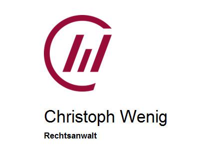 Rechtsanwalt Christoph Wenig