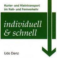 Kurier-und Kleintransporte Udo Danz