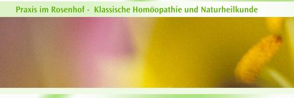 Bild zu Praxis im Rosenhof Anke Föh-Harshman Heilpraktikerin in Hadamar