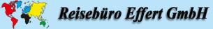 Firmenlogo: Reisebüro Effert GmbH