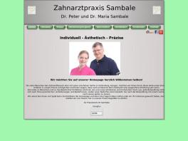 Praxis Dres. Maria Sambale und Peter Sambale Eilenburg