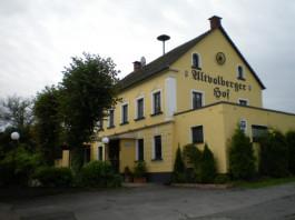 Gaststätte Altvolberger Hof Rösrath