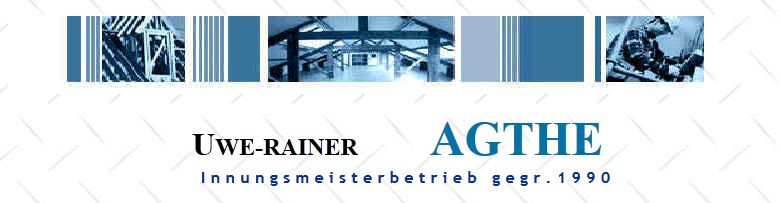 Bild zu Uwe-Rainer AGTHE Bauklempnerei & Dachbau in Berlin