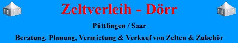 Logo von Zeltverleih Dörr
