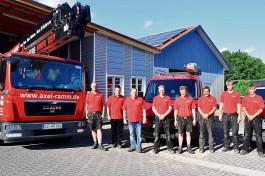 Team Ramm Axel Bedachungs GmbH
