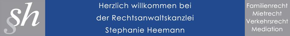 Bild zu Stephanie Heemann Rechtsanwältin in Kirchheim unter Teck