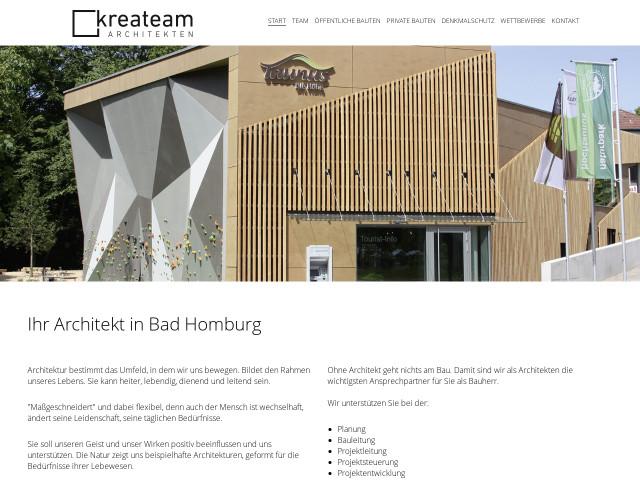 kreateam architekten dietmar sch fer bad homburg architekt kirdorf. Black Bedroom Furniture Sets. Home Design Ideas