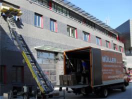 Möbelspedition Müller GmbH Mülheim an der Ruhr