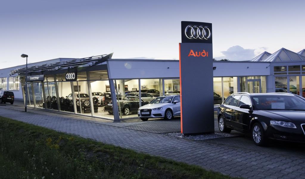 Bild der Autohaus Graupner GmbH, VW, Audi, Seat, VW-Nutzfahrzeuge