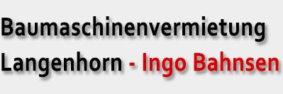 Logo Baumaschinenvermietung Langenhorn