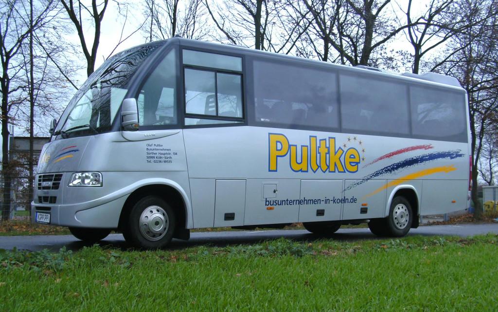 olaf pultke busunternehmen in k ln branchenbuch deutschland. Black Bedroom Furniture Sets. Home Design Ideas