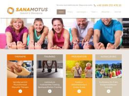 SANAMOTUS – Gesund in Bewegung München